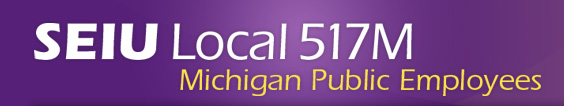 SEIU Local 517M - Michigan Public Employees